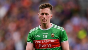 O'Connor is in his 10th championship season with Mayo