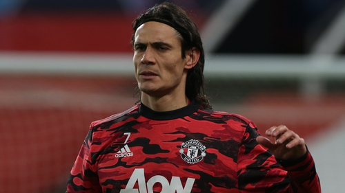 Edinson Cavani was handed a three-match ban by the FA