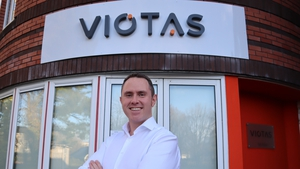Paddy Finn CEO Viotas, which has rebranded from being called Electricity Exchange