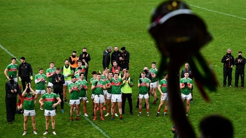 Mayo are back in a fifth All-Ireland final in nine years