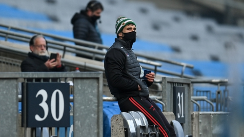 Mayo captain Aidan O'Shea in relaxed mood ahead of the All-Ireland semi-final victory over Tipperary
