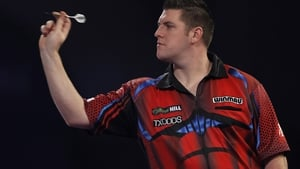 Daryl Gurney is ranked 11 in the world