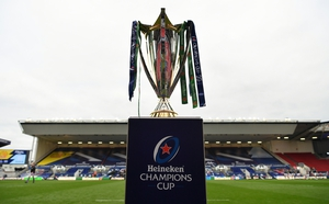 Defending champions Exeter are not in action this weekend