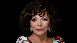 Joan Collins on The Ryan Tubridy Show