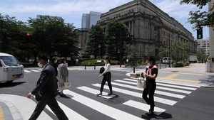 As expected, the Bank of Japan maintained its short-term interest rate target at -0.1%