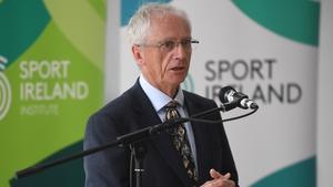 Sport Ireland chief executive John Treacy