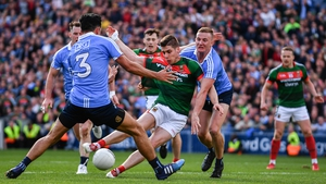 Lee Keegan has been a central figure in the Dublin-Mayo drama of recent years