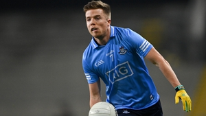 Robbie McDaid will expect to see a lot of the ball in the All-Ireland final
