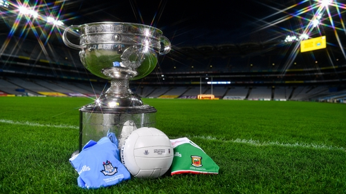 For the fourth time since 2013, it's Dublin-Mayo in the finale again