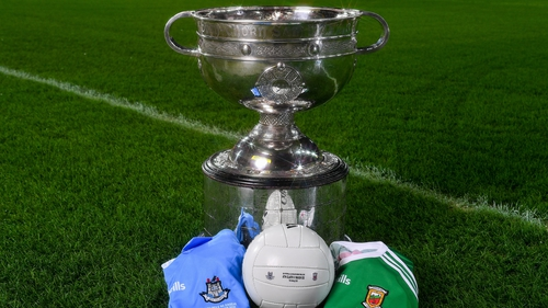 Sam Maguire will be presented no matter what on Saturday evening