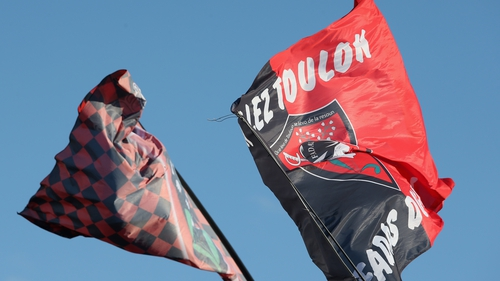 """In a statement, Toulon said they had decided """"not to play this meeting as planned this evening""""."""