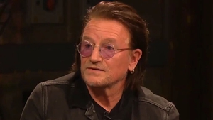 """Bono: """"If the vaccine isn't everywhere, this pandemic isn't going anywhere."""""""