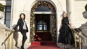 Deirdre O'Kane and Kathryn Thomas will help viewers to ring in the New Year