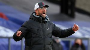 """Jurgeb Klopp: """"With the amount of injuries we have had it was not the year to become champions."""""""
