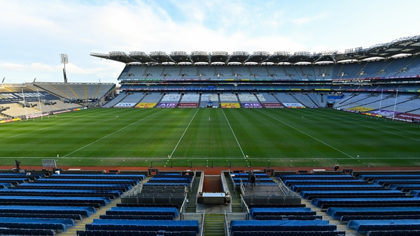Croke Park will not see GAA activity until later this year