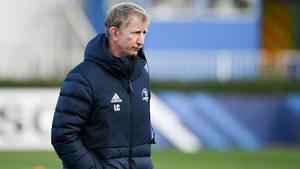 Leo Cullen is staying with Leinster, but is satisfied to sign a one-year rolling contract