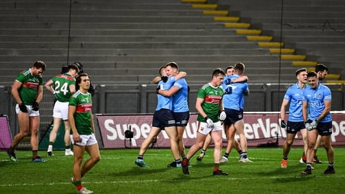 Dublin overcome battling Mayo to win six in a row