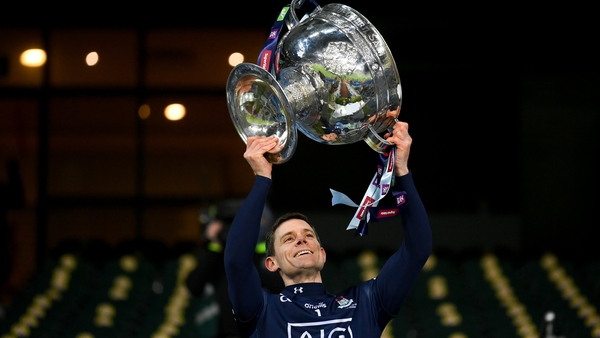 Stephen Cluxton lifted Sam Maguire as captain for the seventh time - and sixth in a row - last December