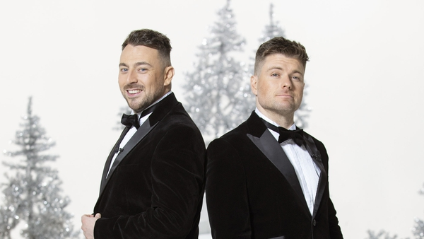 The 2 Johnnies Christmas Spectacular, RTÉ2, 10.15pm