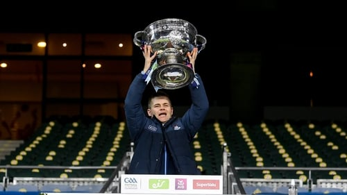 Dessie Farrell: 'There was a sense then that we were back to full compliment, we were 15 v 15, we had some fresh legs to come on off the bench'