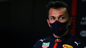 Albon will remain with Red Bull as a reserve driver