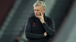 David Moyes side sit just a point behind Monday's opponents, Chelsea.