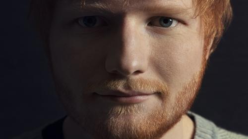 Ed Sheeran: currently on daddy duty