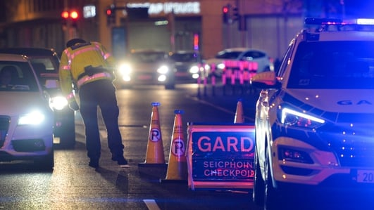 Garda Checkpoint Report