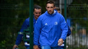 Jack Conan hasn't played for Leinster since the Pro14 victory over Dragons at the start of October