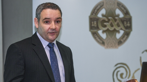 Feargal McGill, GAA director of player, club and games development