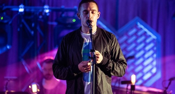 Dermot Kennedy was among the artists performing at Other Voices