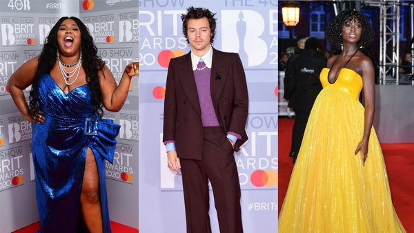 From Zendaya to Harry Styles, the pandemic didn't stop celebs from serving some serious looks.