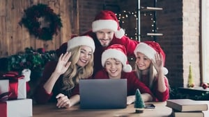 Christmas is going to be a largely online affair this year, but it can still be festive, says Sam Wylie-Harris.