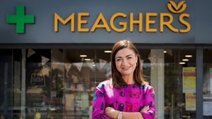 Oonagh O'Hagan, Owner and Managing Director of the Meagher's Pharmacy Group