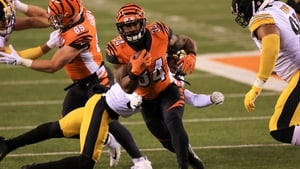 The Bengals had only won twice prior to Monday's clash