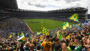 The new competition should have its showpiece game on All-Ireland final day, reckons McConville