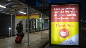 Many countries have also closed their borders to the UK due to concern over the mutated strain of the coronavirus