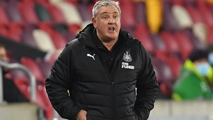 Steve Bruce saw his side deliver a listless display against the Bees