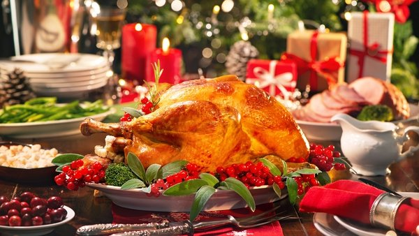 Dr Colm Henry said recent arrivals from Britain should eat Christmas dinner alone in their room