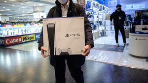 Sony said it expects to sell more than 7.6 million PlayStation 5 consoles by the end of March