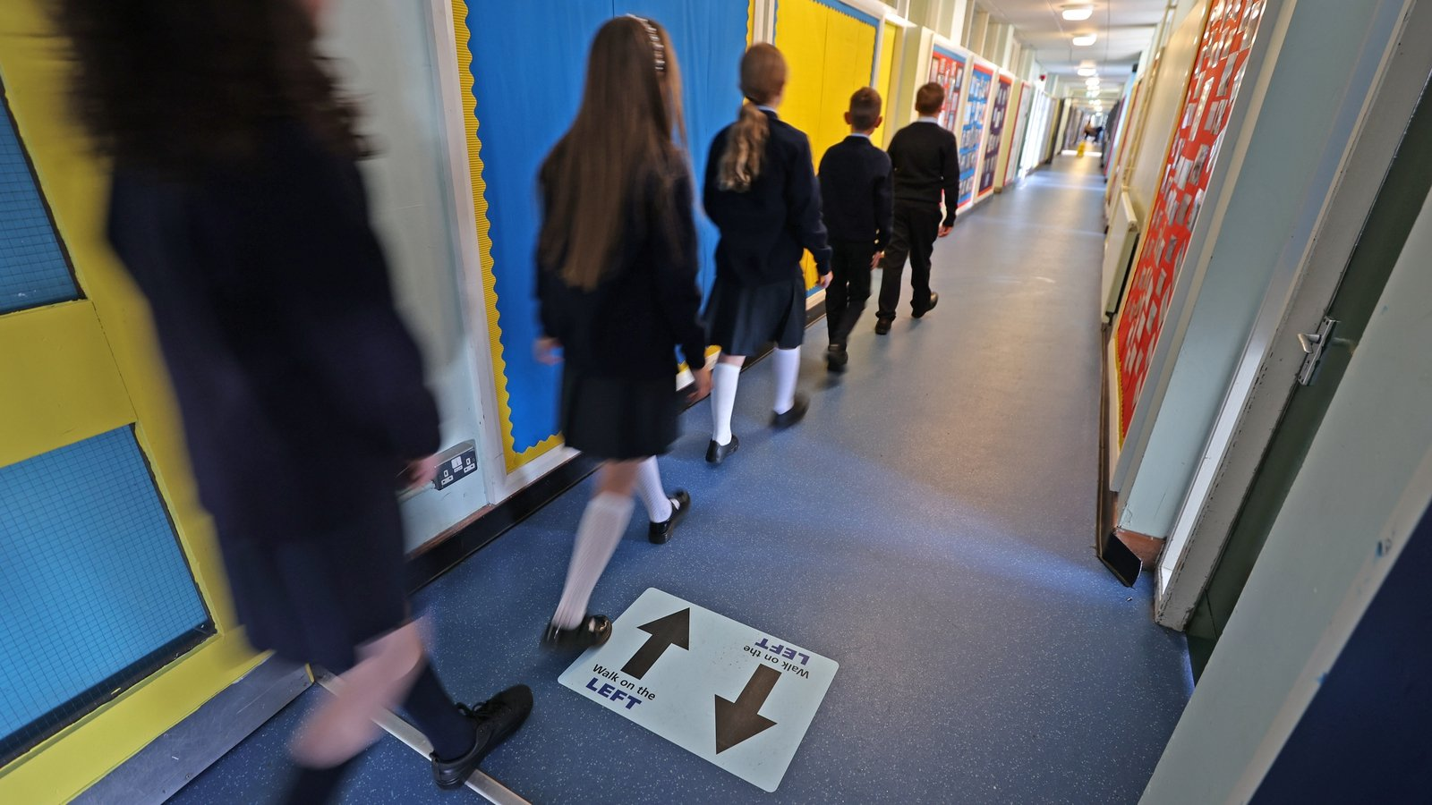 Variant strain could force NI schools to close