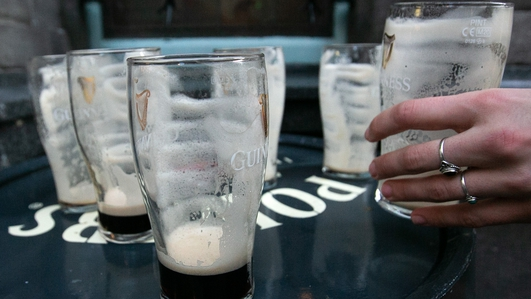 The challenges to serving pints outdoors this summer
