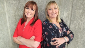 Sisters Wendy Slattery and Tracy Leavy, co-founders of The Beauty Buddy