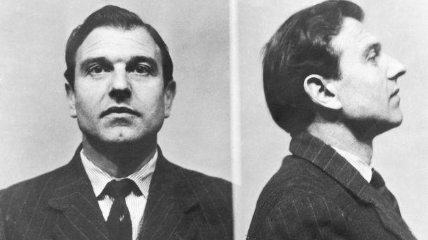 George Blake prison pictures