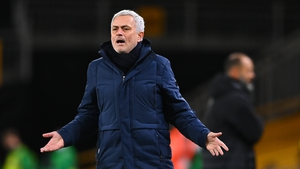 Jose Mourinho's side led for 85 minutes