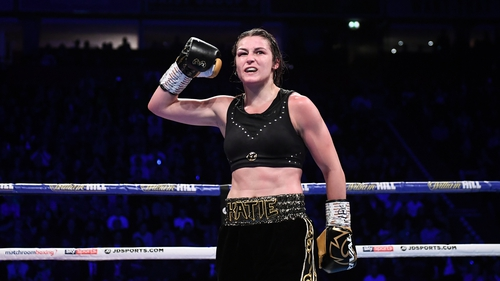 Katie Taylor puts it all on the line on Saturday night as she defends her lightweight belts against Tasha Jonas