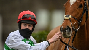 Jack Kennedy suffered a fall at Leopardstown on Sunday
