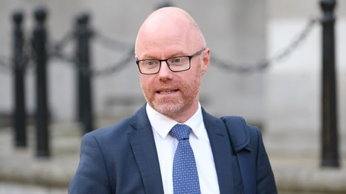 """Minister for Health Simon Donnelly told the Seanad it was """"reckless"""" to vote against the Bill"""