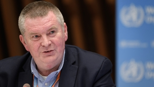 Mike Ryan is the Executive Director of the WHO's Health Emergencies Programme