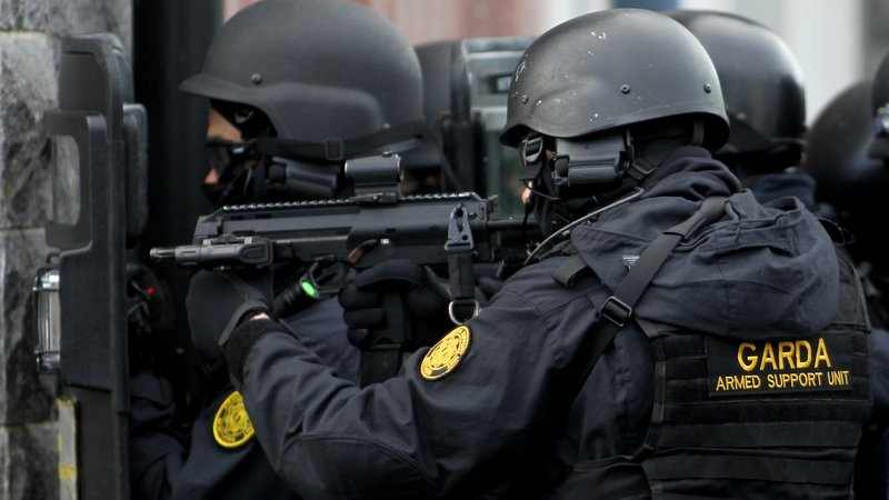 This           year gardaí have seized more drugs, cash and firearms from           organised crime groups than ever before